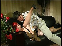 Elinor and Adam hardcore mature action