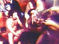 Hippie orgy