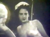 Rare lesbian footage