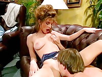Bouncy boobs girl from porno 1980 doggy fucked
