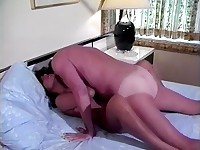 Sunday morning oral and fuck