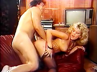 Classy stockings wife penetration