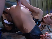 Viola and Marcus passionate anal video