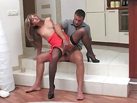 Sheila and Connor passionate anal video