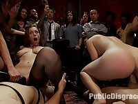 Remy Lacroix and her perfect ass are gifted to Princess Donna for her birthday, who sees them thoroughly beaten and fucked!!! Actors: Leilani Leeane, Ramon Nomar, Remy LaCroix, James Deen