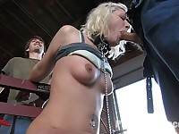 Krissy Leigh Fisted and Ass Fucked in Public!