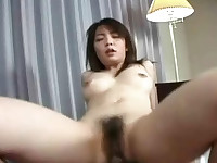An Asian fuck