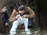Spycam reveals pisser