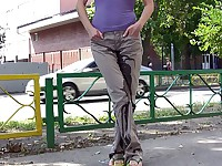 Pant-wetting stop