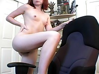 Redheaded exgirlfriend slut Annabella