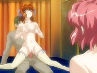 Enjoy rough anal sex in insane anime
