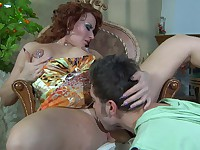 Alice and Marcus furious mature action