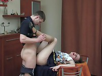 Katharine and Oscar awesome mature video