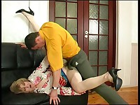 Elinor and Donald red hot mature video