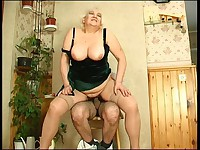 Louisa and Monty passionate mature action