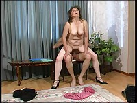 Rebecca and Mike kinky mom on video