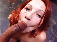 Interracial Throat Bangers #02