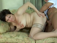 Elsa and Govard nasty mature movie
