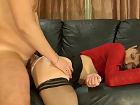 Linda and Adam live mature show