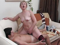 Emilia and Adam furious mature video