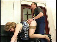 Elinor and Donald passionate mature action