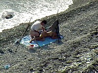 Sex on a beach cam