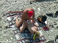 Shore hidden cam sex