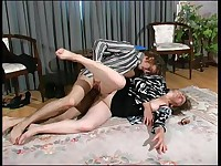Rebecca and Mike kinky mom in action