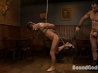 Bar Bondage Hookup