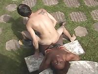 Mikeli shemale fucks dude video