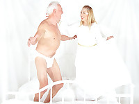 Meeting a sexy angel