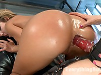 Nikki's Anal Punishment