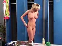 Spycam nudity report