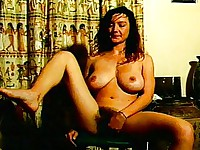 Horny Readhead Pauline Gets Pounded In Hairy Pussy